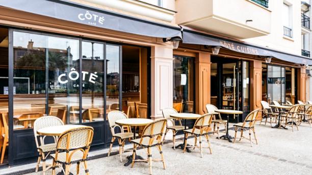 Côté Café et Côté Cuisine Entrée
