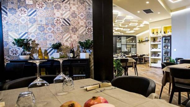 D&D Ristorante Friggitoria Gourmet Particolare tavolo