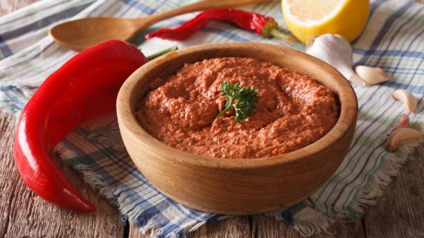 Hummus & Zo Suggestie van de chef