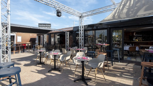 Oxa Restaurant Club Terrasse