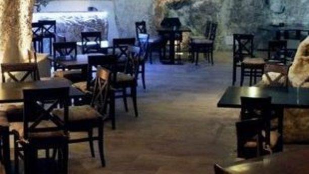 Ritual Caffè sala interna