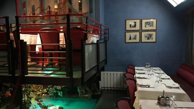Dragons Elysées - Restaurant - Paris