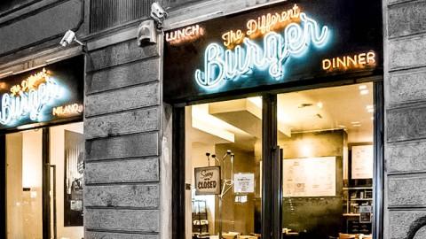 Different Burger, Milano