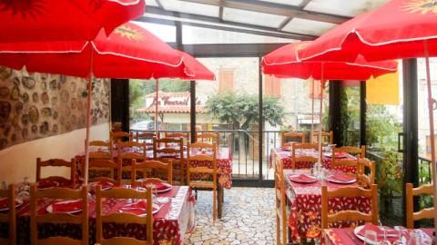 restaurant - Can Fouste - Calmeilles