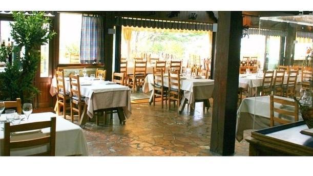 Zelai Txiki Vista de las mesas