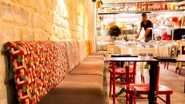 Cuori Italiani Salle du restaurant