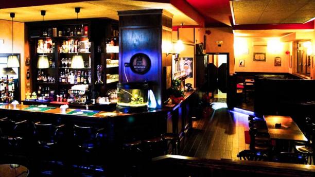 Blue Pub La sala