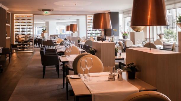 Restaurant Rubens (Golden Tulip Hotel) Het restaurant