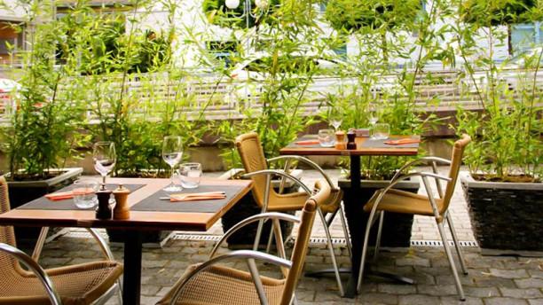 Brasserie de la Planta - Chez Claude Terrasse