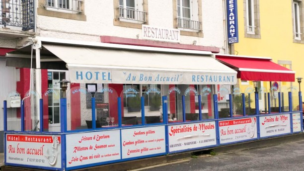 Au Bon Accueil Restaurant Au Bon Accueil