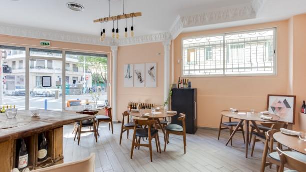 Pure & V Salle du restaurant