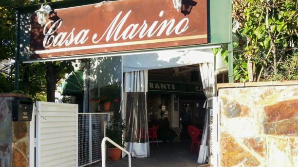 Casa Marino Entrada