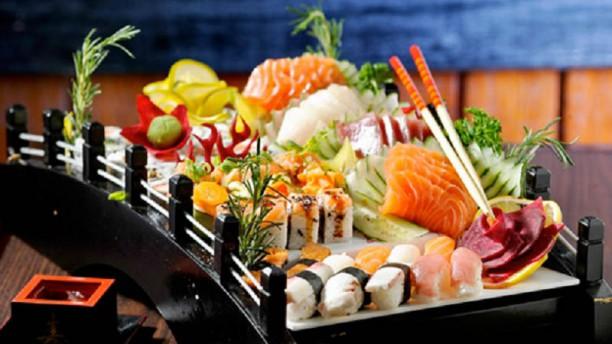 Kozan Sushi Bauru Especialidade do chef