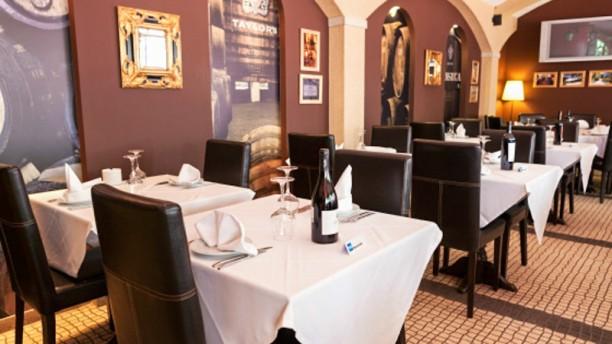 DomPorto Restaurante e Bar sala