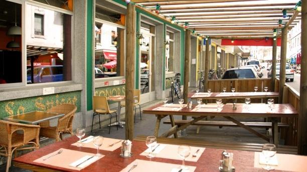 Les savoises in gen ve menu openingstijden prijzen adres van restaurant - Deco voorgerecht ...