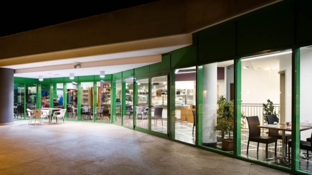 Chiù sapore - Via Ugo Ojetti Vista esteriore del ristorante