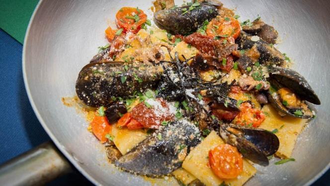 Suggerenza del chef - Chiù sapore - Via Ugo Ojetti, Roma