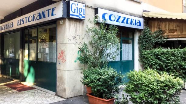 Gigi La Cozzeria esterno