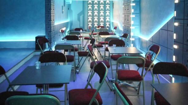 Dernier Bar Avant La Fin du Monde Vue de la salle singularity