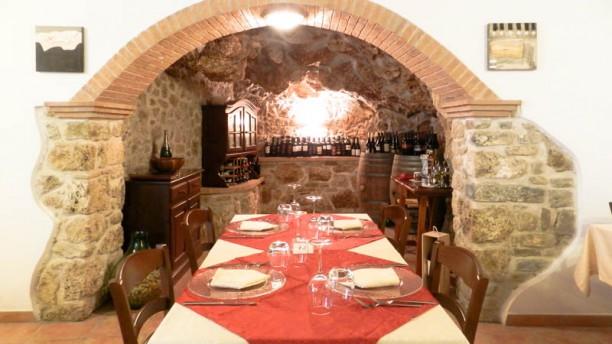 Villa RosaMaria La sala