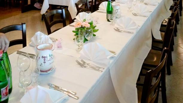 Tirabusció Particolare tavolo