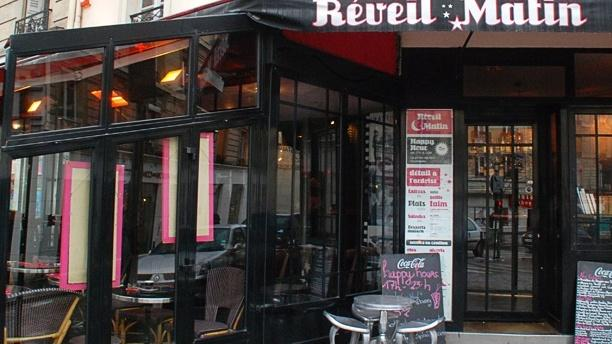 Le Réveil Matin Bienvenue au restaurant Réveil Matin