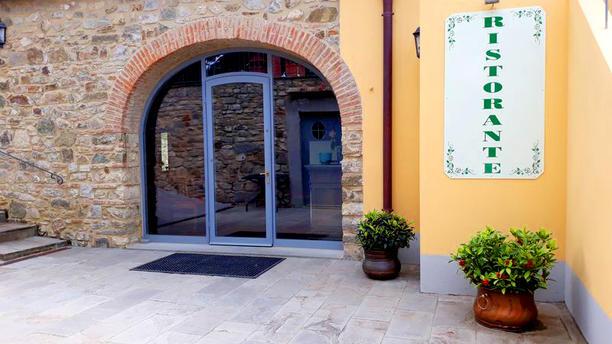 Agriturismo Montereggi Entrata