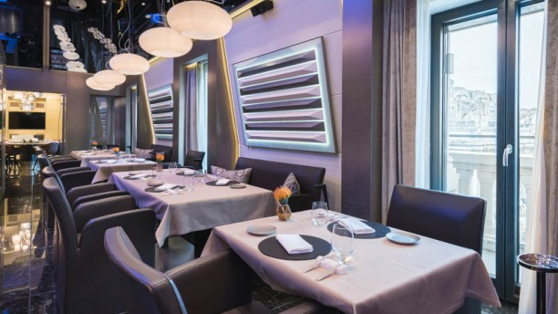 Terrazza Gallia In Milan Restaurant Reviews Menu And