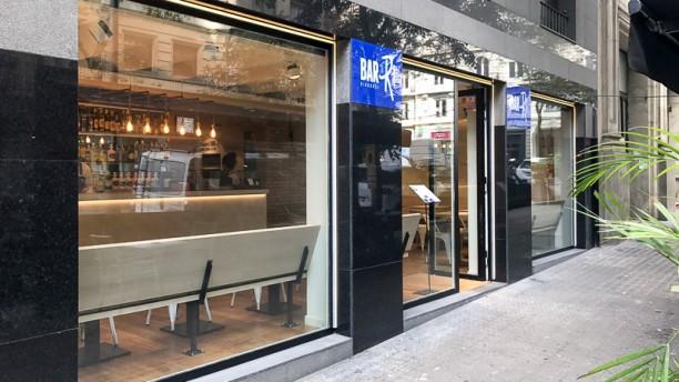 Bar Ri - Diagonal Fachada