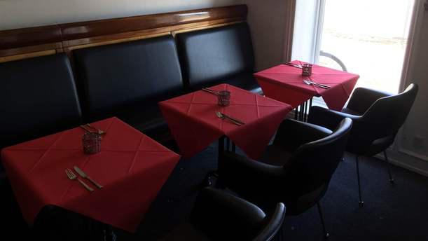 Café Stjerneskud rum