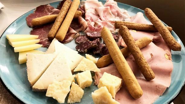 Mesa cibo tradizione e cultura Suggerimnto dello chef