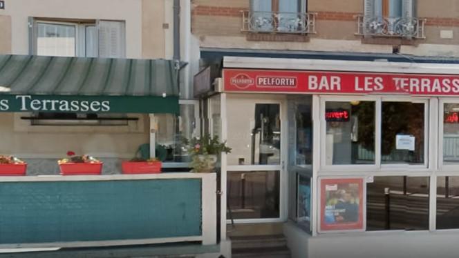 les Terrasses - Restaurant - Fontenay-sous-Bois
