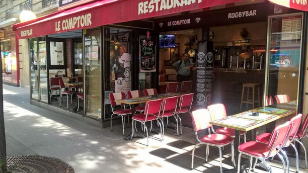Le comptoir vouill in paris restaurant reviews menu - Le comptoir paris restaurant ...