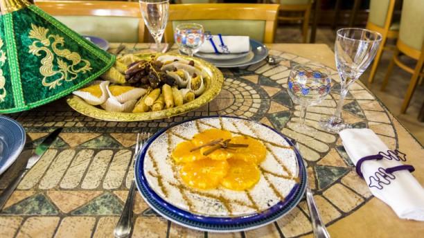 Restaurant La Table Marocaine Du Xvème à Paris 75015 Menu Avis