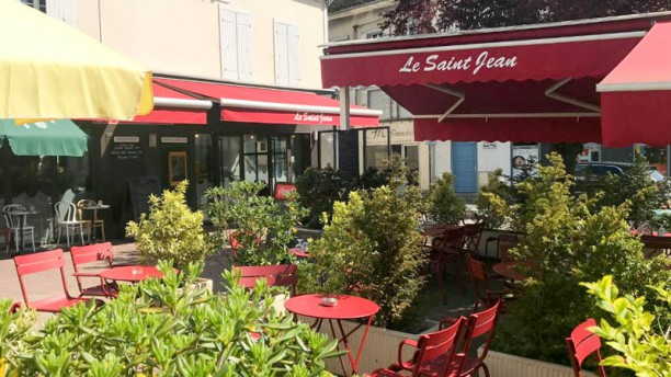Le St Jean Terrasse
