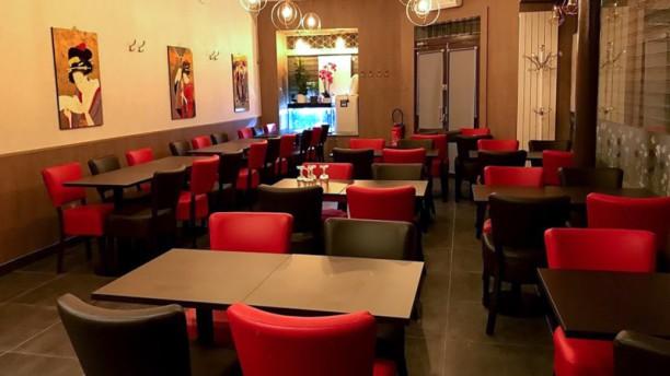 Dream sushi Salle du restaurant
