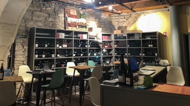 Les Caves de Bernis Salle du restaurant