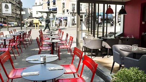Creperie Avec Terrasse Paris