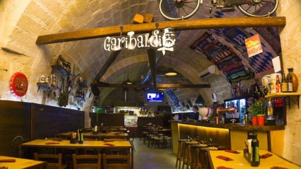 Garibaldi Steakhouse Vista della sala