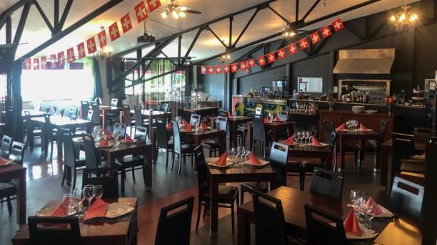 Rodizio Picanha Salle du restaurant