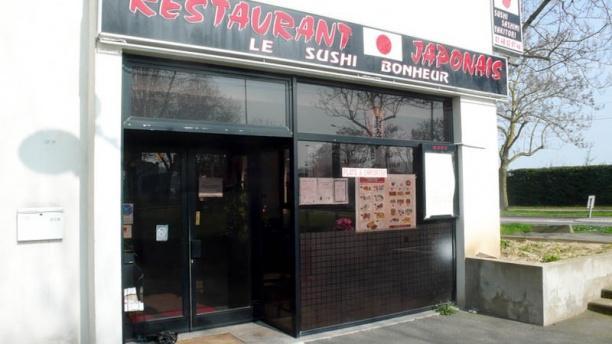 Sushi Bonheur Façade