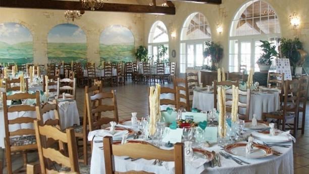 Clos des Combottes Salle du restaurant
