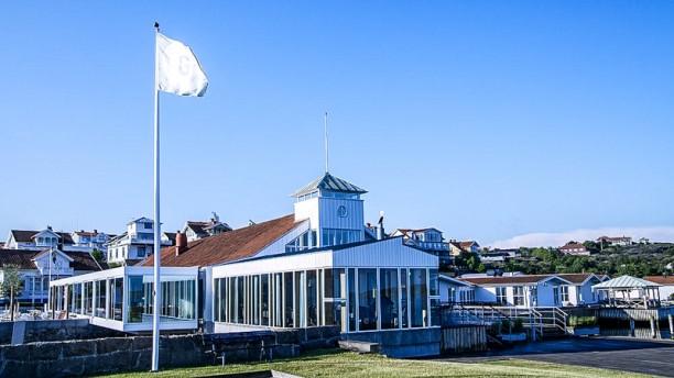 Gullmarsstrand Restaurang Entrance