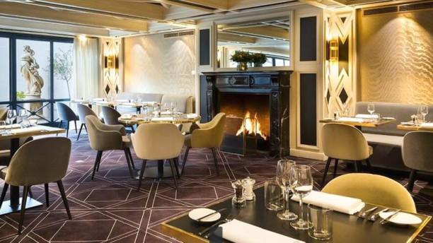 The Avenue - Barsey Hôtel le restaurant