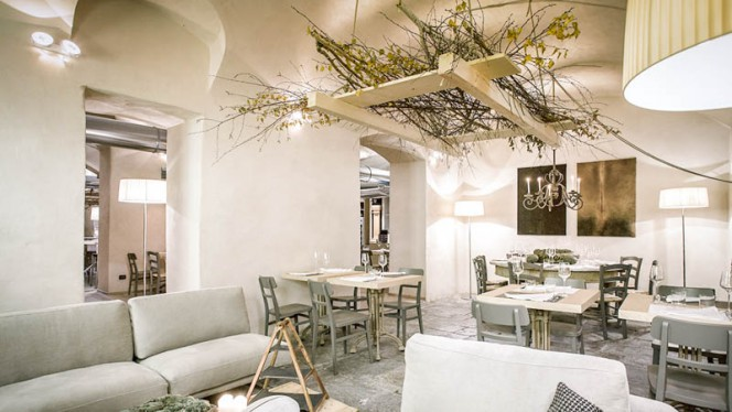 Vista sala - Nordic Grill, Milan