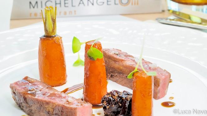 Suggerimento dello chef - Michelangelo, Milan