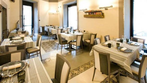 Osteria Scarci Sala ristorante