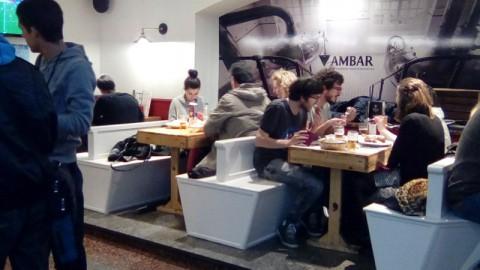 Campus Beer & Burger, Pamplona