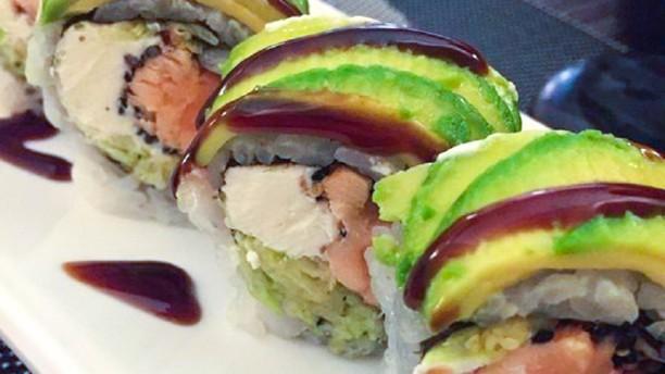 Sushibar Tavernola In Como Restaurant Reviews Menu And