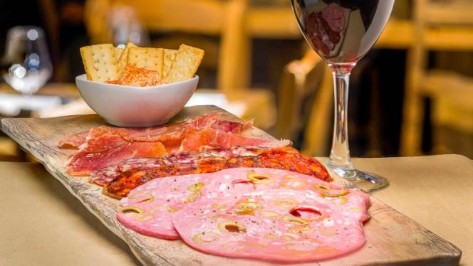 Sugerencia de plato - Tía Candela, Madrid